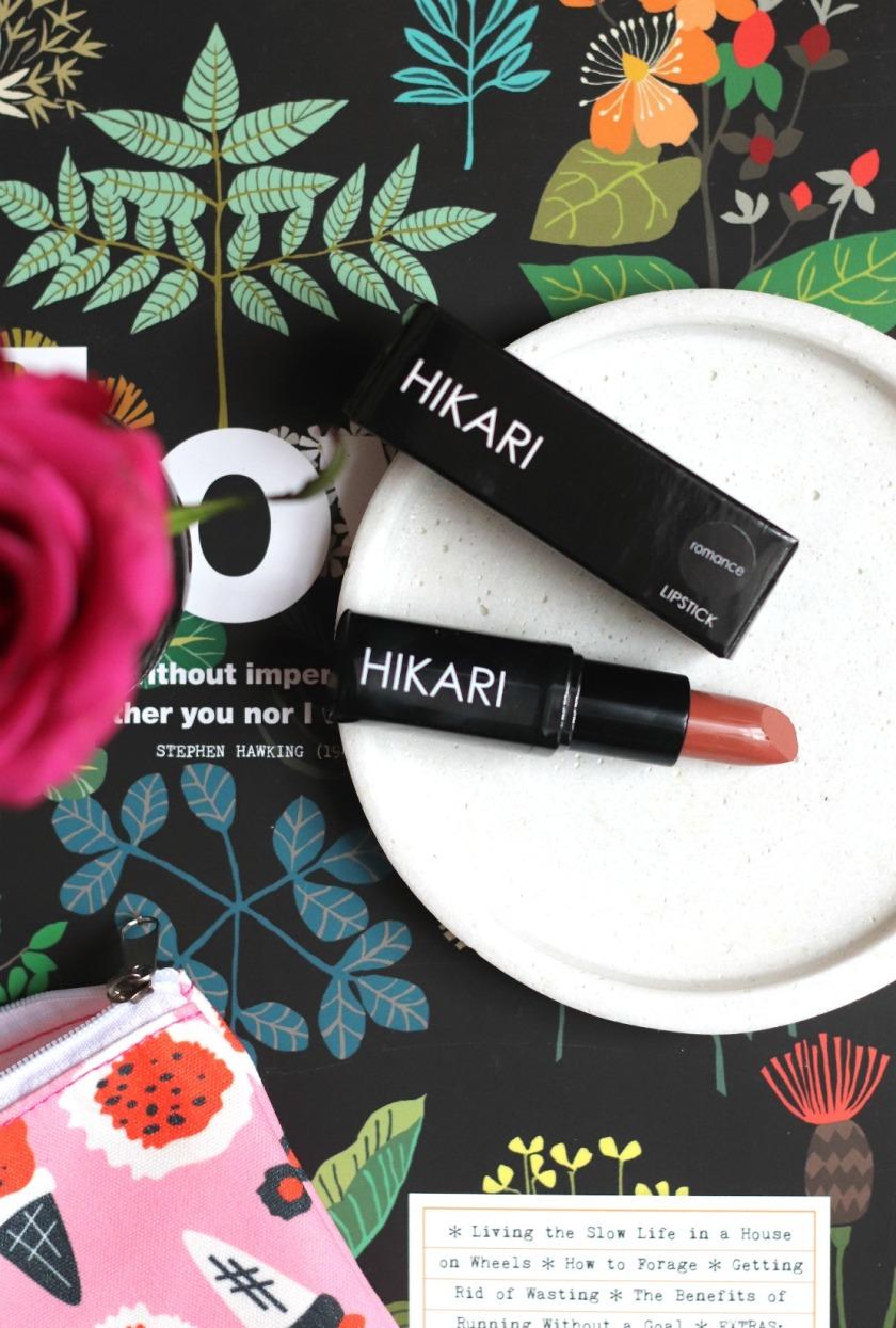 lip monthly december 2019 Hikari lipstick romance