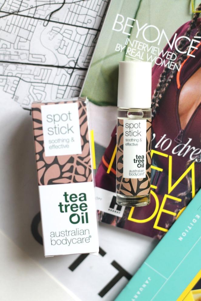 Lookfantastic January 2020 Australian Bodycare Tea Tree Oil Spot Stick