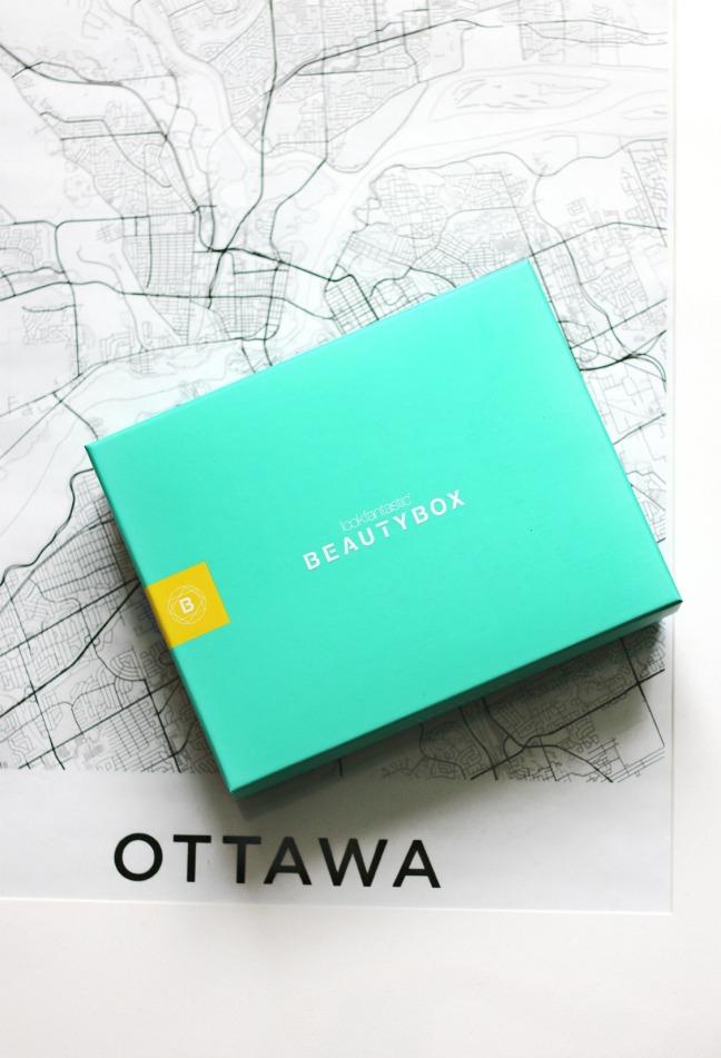 Lookfantastic January 2020 the box