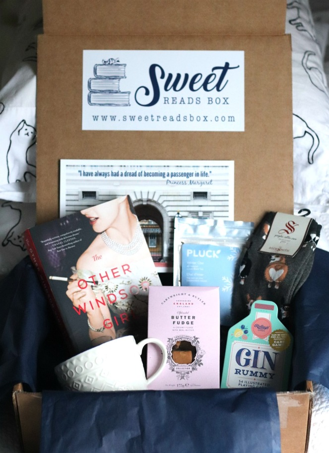 Sweet Reads Box January 2020 full contents