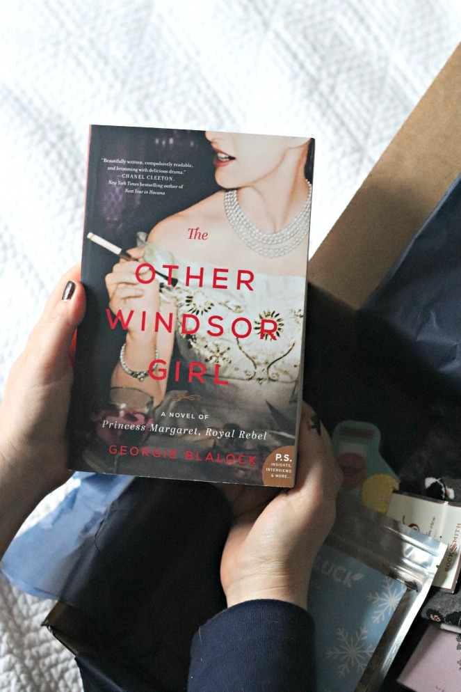 Sweet Reads Box January 2020 The Other Windsor Girl