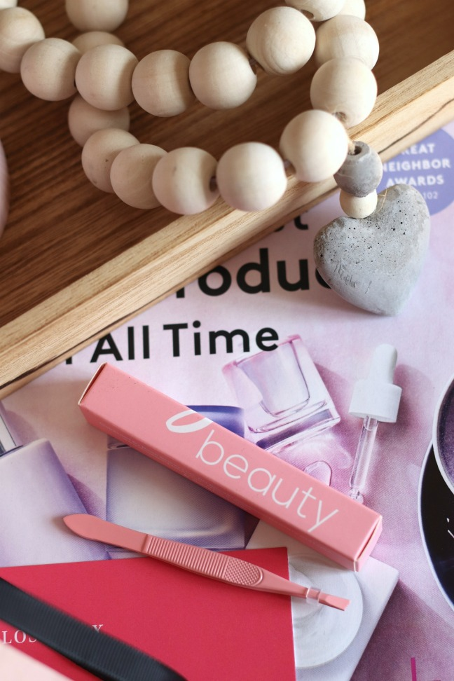 Glossybox March 2020 Basic Beauty tweezers