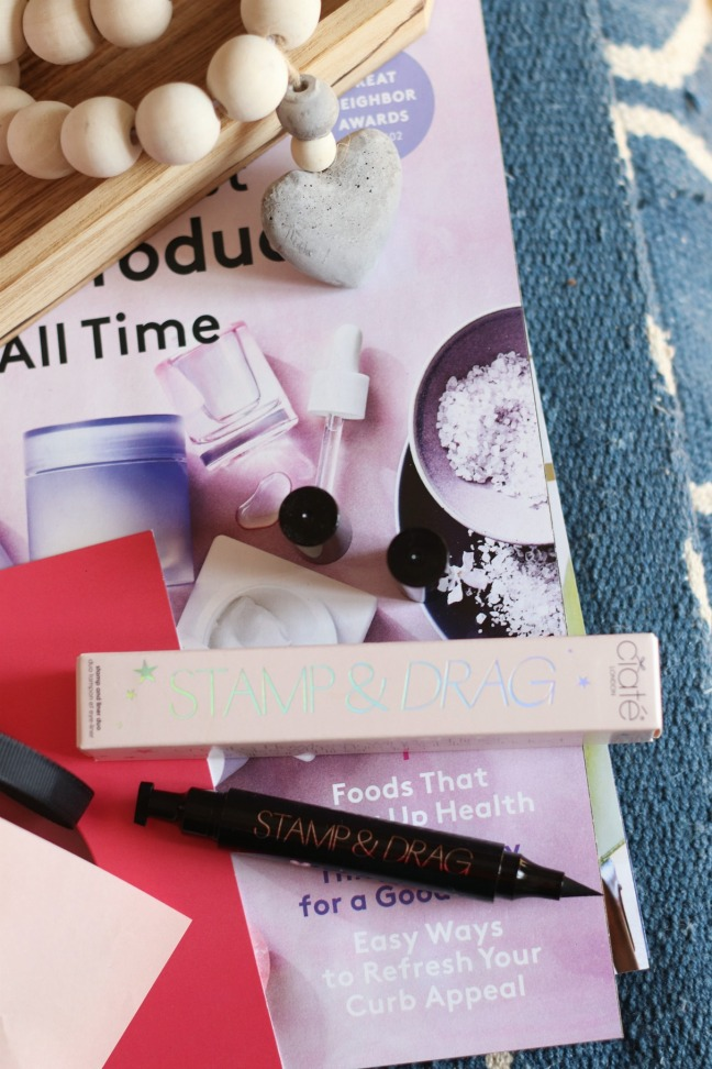 Glossybox March 2020 Ciate Stamp & Drag