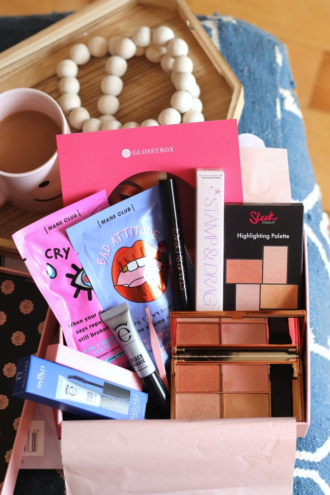 Glossybox March 2020 full contents