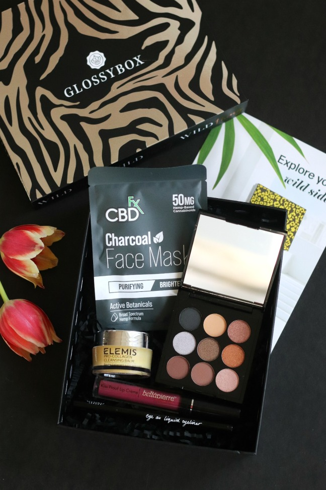 Glossybox May 2020 reg full contents 2