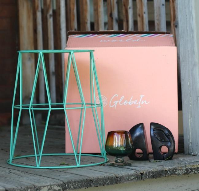 GlobeIn Enlighten Box May 2020 contents