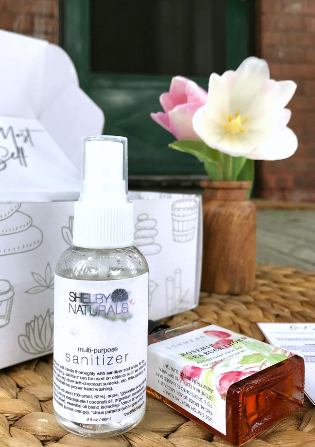 Love Aiki May 2020 Shelby Naturals Multi-Purpose Sanitizer 2
