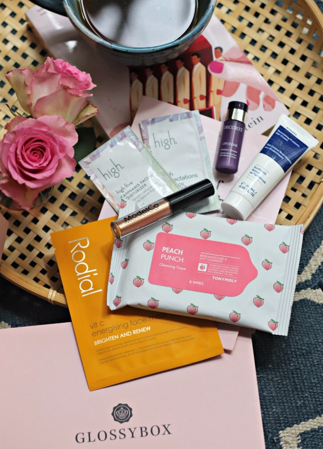 Glossybox June 2020 full contents final