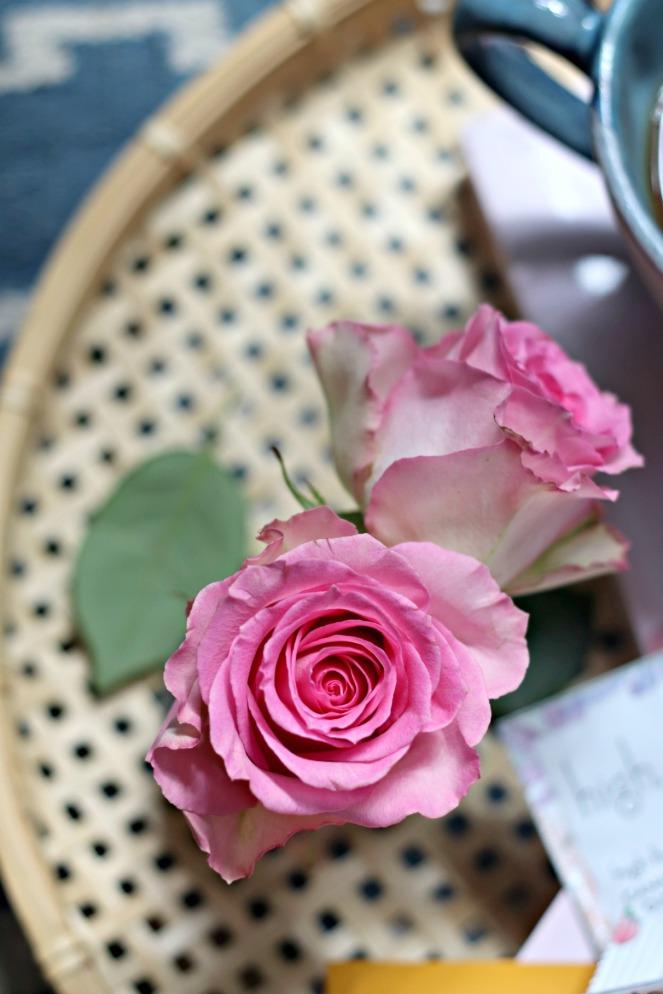 Glossybox June 2020 roses