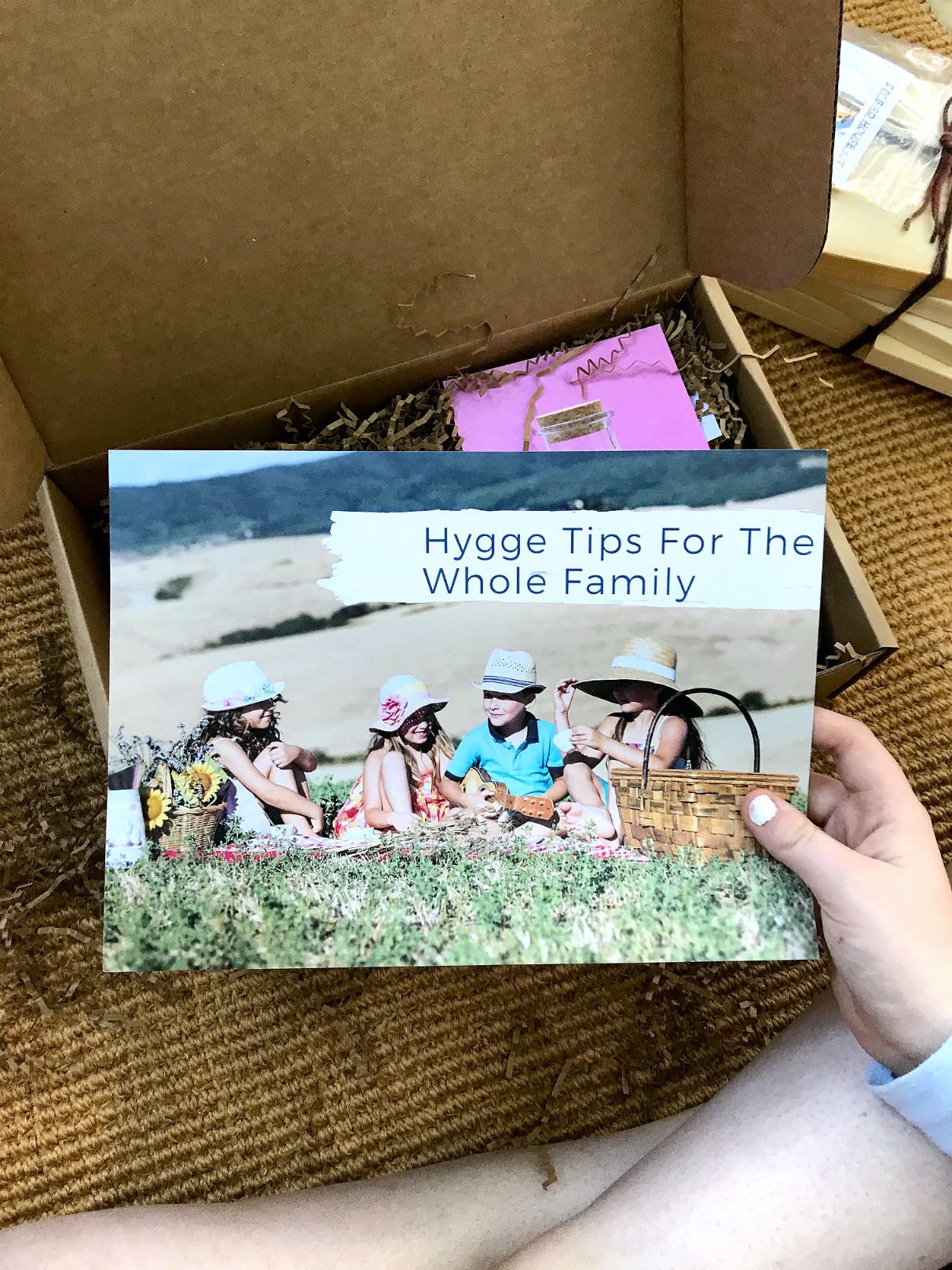 Kids Hygge Box Hygge Tips for the Whole Family