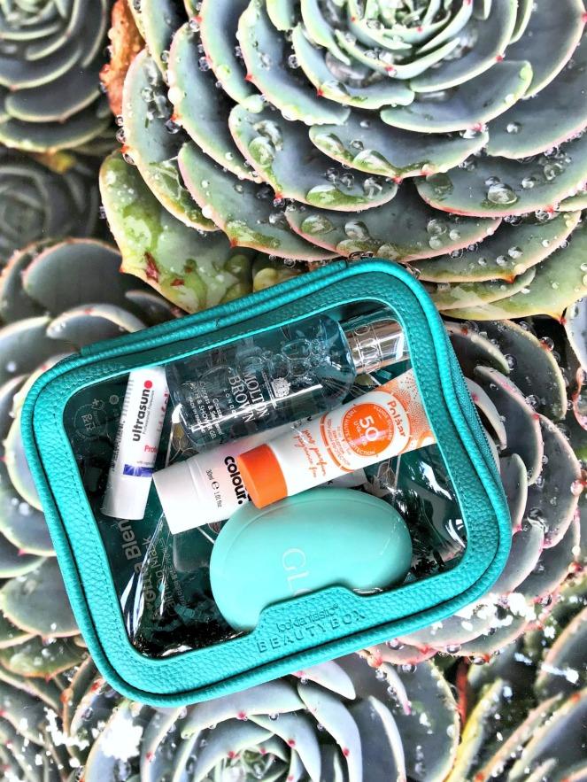 Lookfantastic Beauty Box June 2020 the bag