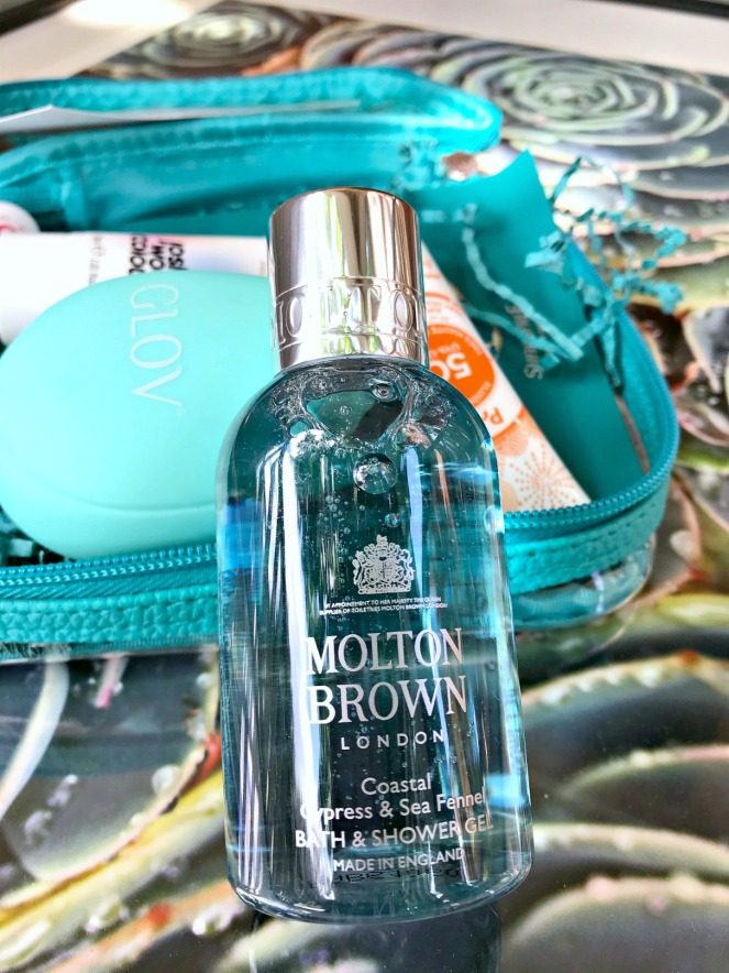 Lookfantastic June 2020 Molton Brown London Coastal Cypress & Sea Fennel Bath & Shower Gel