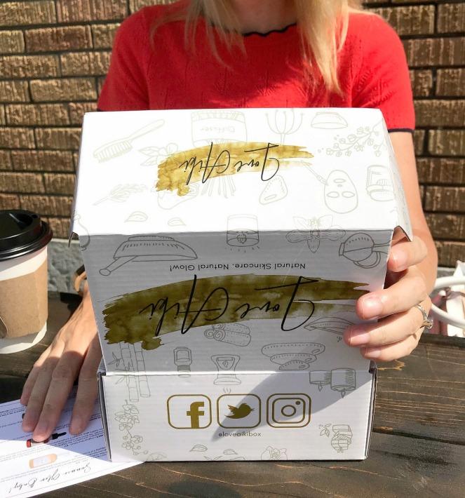 Love Aiki July the box 2