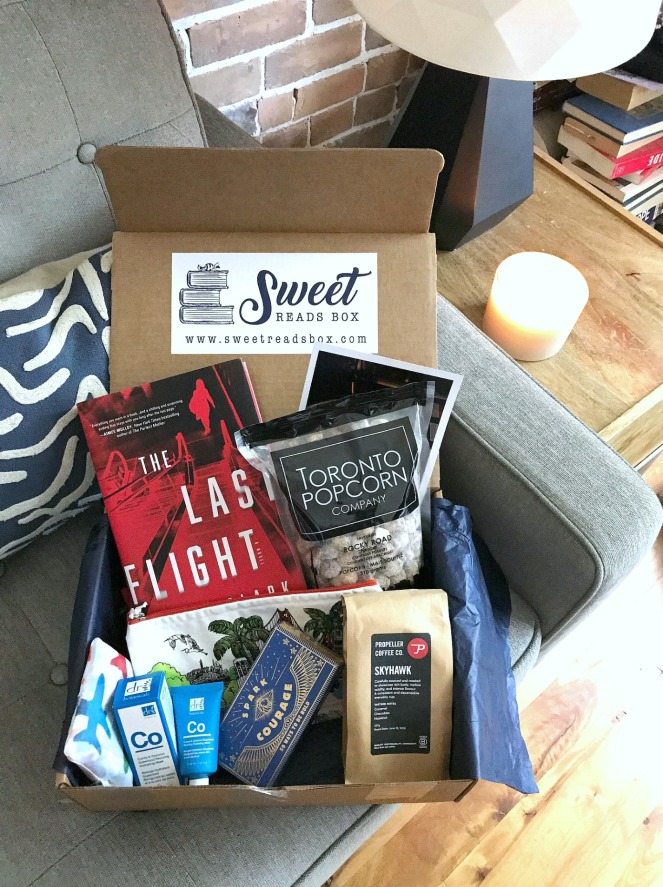 Sweet Read Box July 2020 full contents final