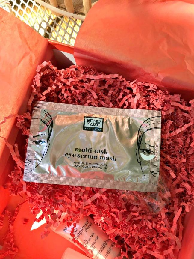 Lookfantastic July 2020 Erno Laszlo Multi-Task Eye Serum Mask