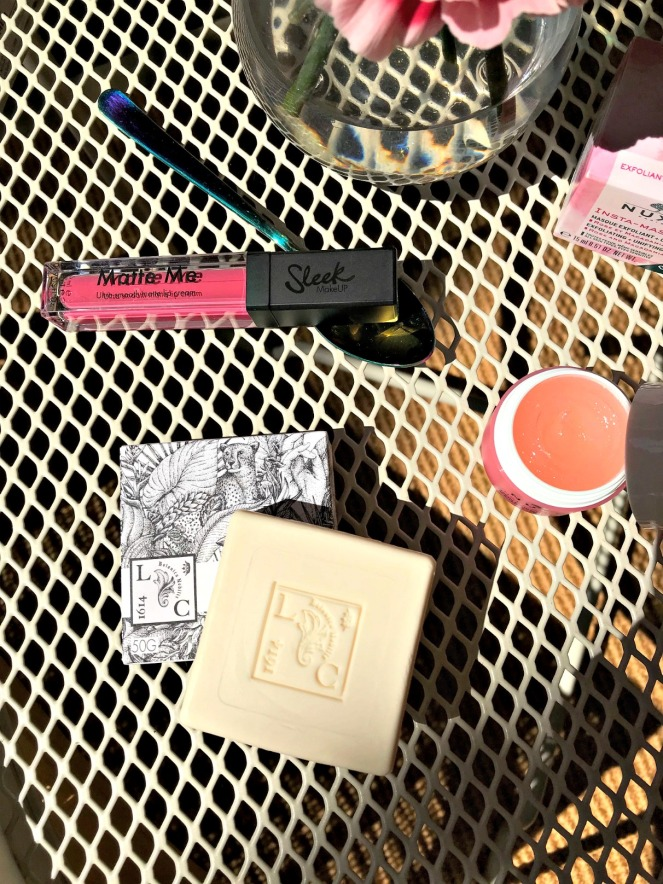 Lookfantastic July 2020 Le Covent Acqua Sacrae Botanical Soap